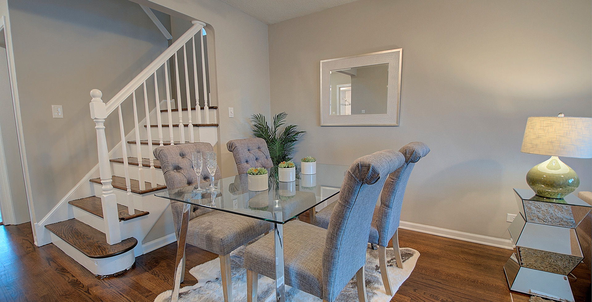 Dining Room in Alrington Heights designed by MRM Home Design.jpg