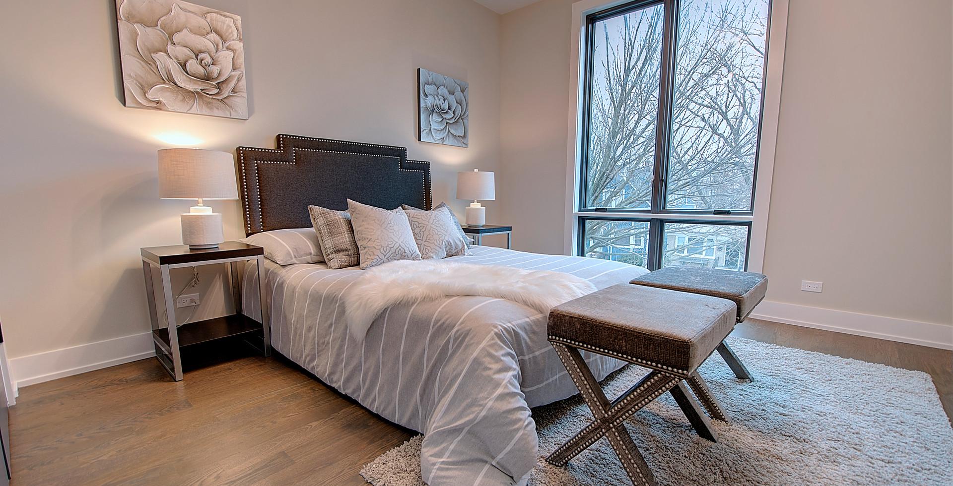 Bedroom in Burr Ridge designed by MRM Home Design.jpg