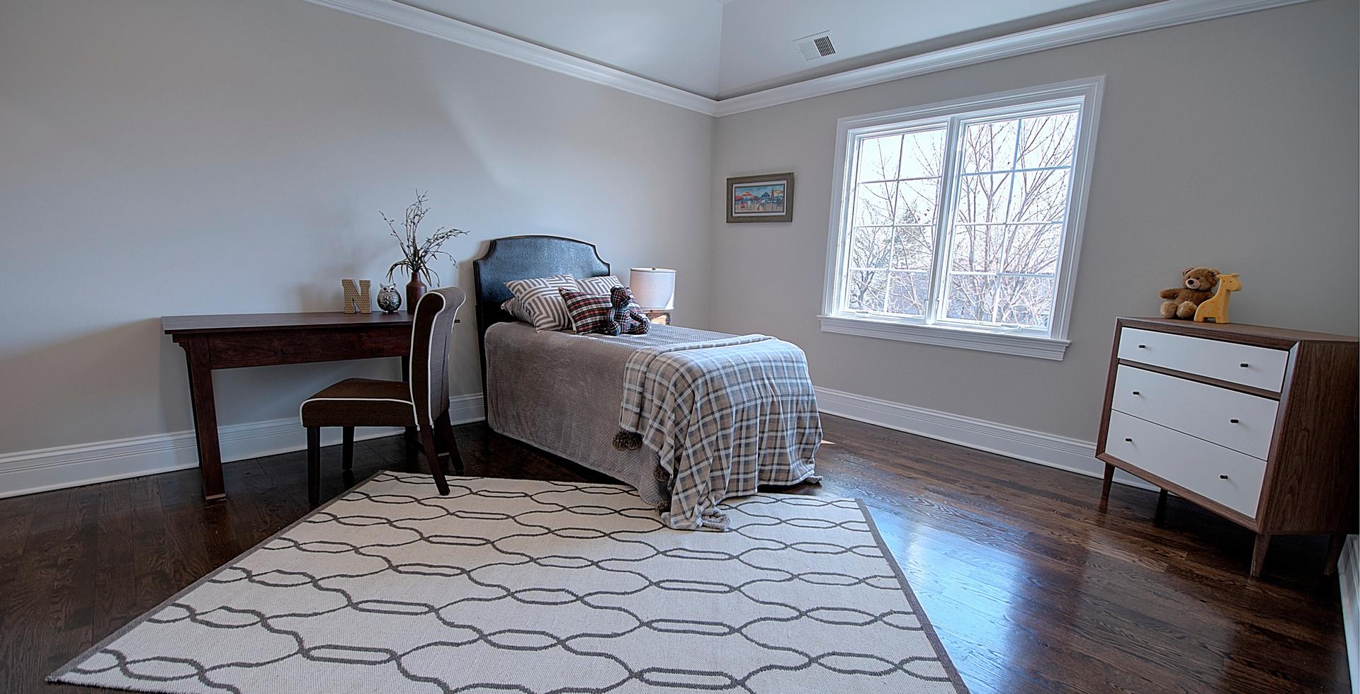 Bedroom in Bensenville designed by MRM Home Design.jpg
