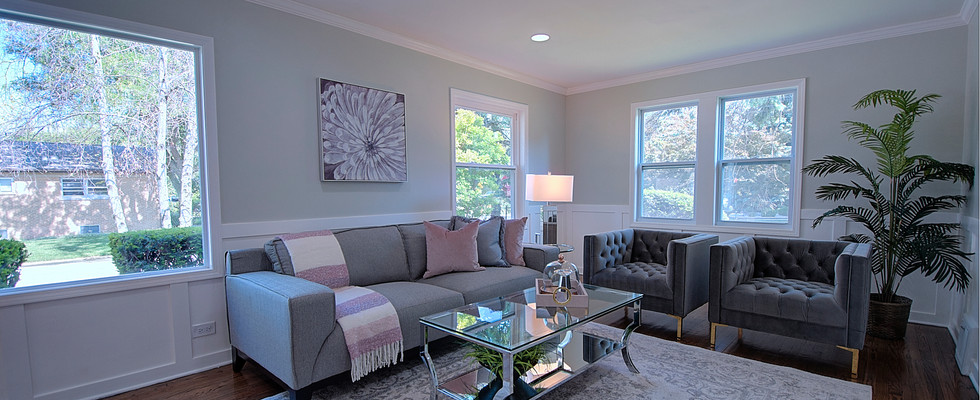 Living Room in Skokie designed by MRM Home Design.jpg