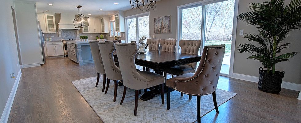 Dining Room in Aurora designed by MRM Home Design.jpg