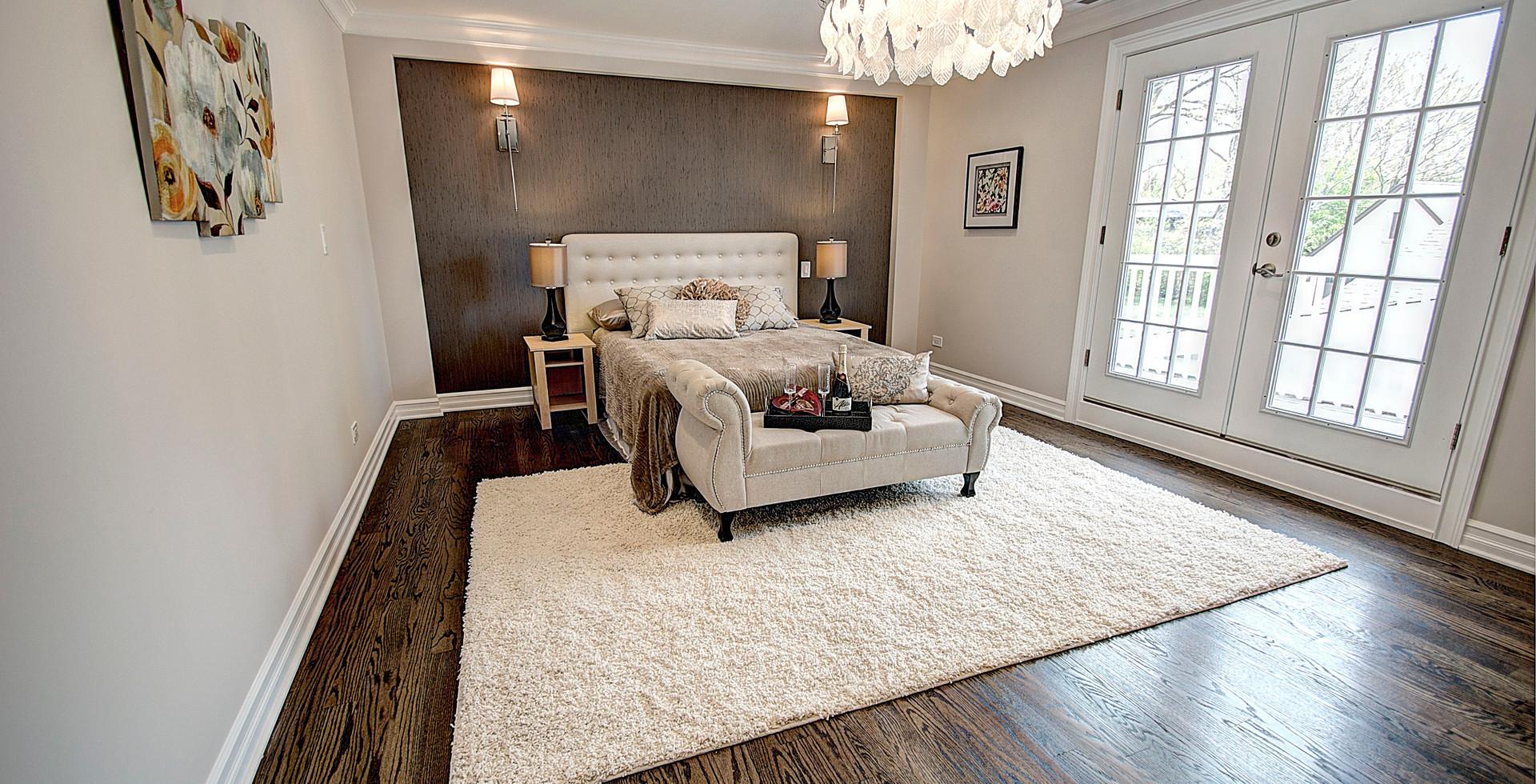 Bedroom in La Grange designed by MRM Home Design.jpg
