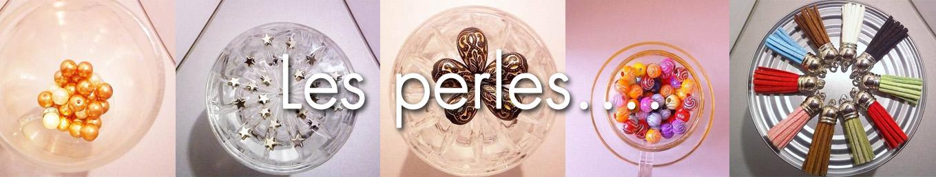 Bannieres les perles