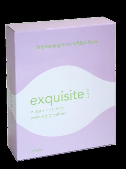 Brightening Anti-puff Eye Mask