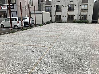 月極駐車場6