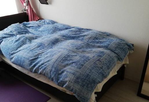 購入したベッドの感想