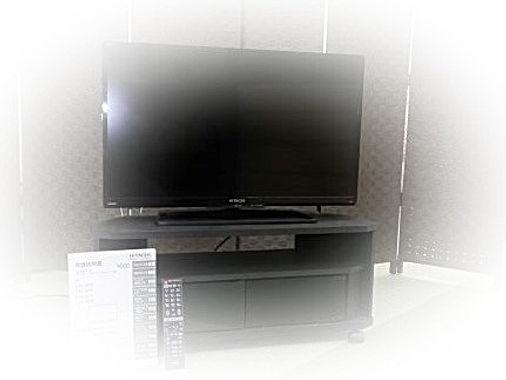 処分されるご予定だったテレビの買取品(リサイクル事業)