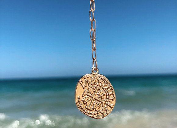WINDERMERE COIN NECKLACE