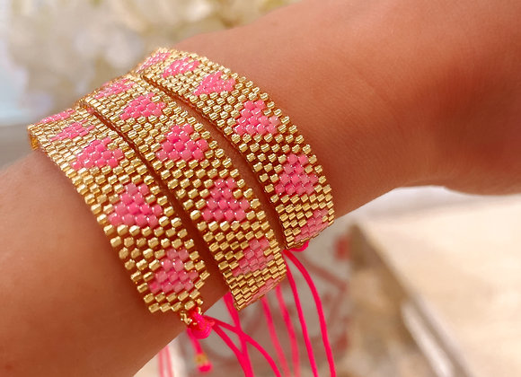 Bahama Heart Bracelet