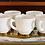 Thumbnail: Set of 5 Imperial Milk Glasses