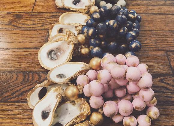 Mini-Mini Oyster Shell 'Blessing Beads'
