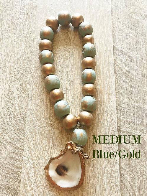 Medium Oyster Shell 'Blessing Beads'