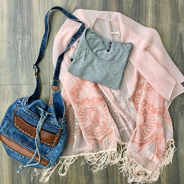 We're going boho!