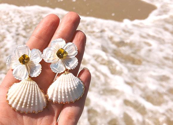 MINI MERMAID Earrings *GOLD*