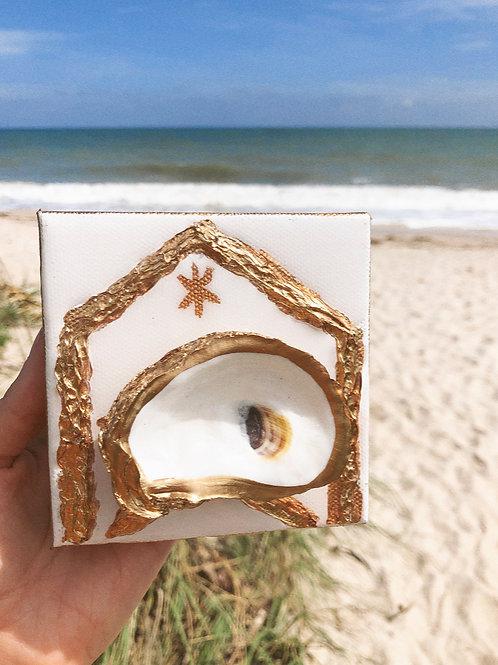 Oyster Nativity