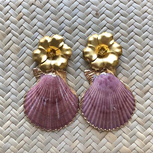 LA MER Brass: Purple