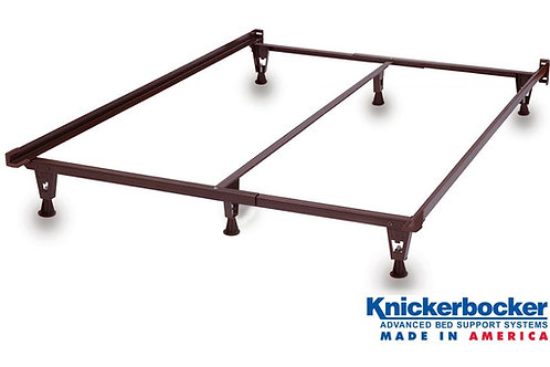 Heavy Duty Bed Frame on Glides