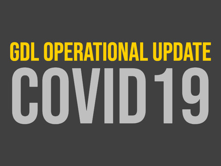 GDL Air Systems Ltd COVID-19 Operational Status Update