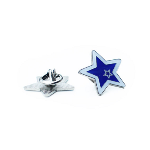 Mummy's Star Pin Badges