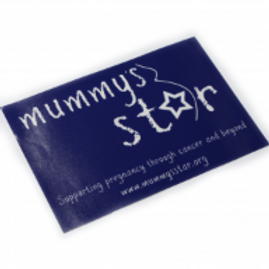 Mummy's Star Car Sticker