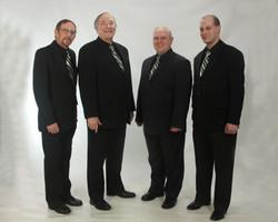 L-R Jerry, Kermit, Greg, Jon - 2013