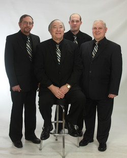 L-R Jerry, Kermit, Jon, Greg - 2013
