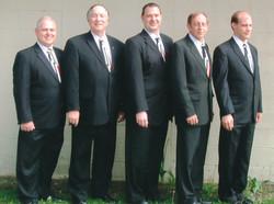 L-R Greg, Kermit, Vance, Dan, Jon