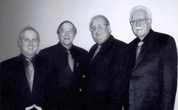 L-R Greg, Kermit, Dennis, Don