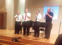 CNS - L-R Greg, Kermit, Rick, Dave