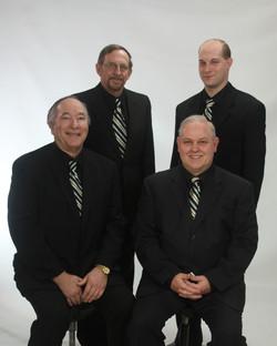 L-R Kermit, Jerry, Greg, Jon - 2013