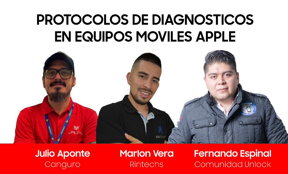 DIAGNOSTICOS EN EQUIPOS APPLE
