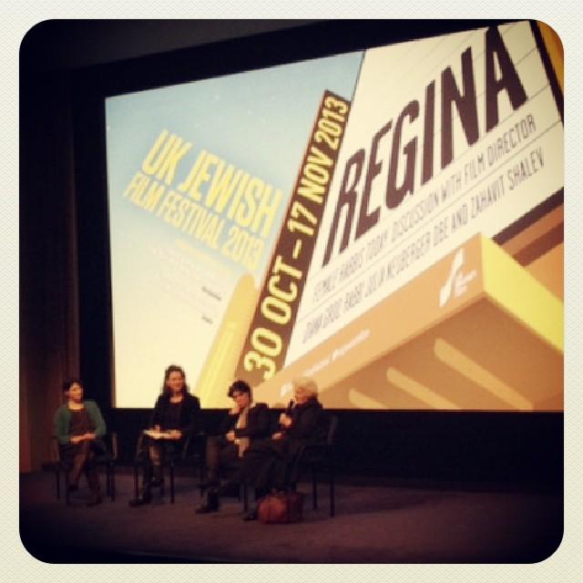 UK Jewish Filmfestival- 2013