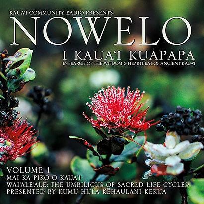 Nowelo CD Coer_Volume 1_Wai`ale`ale.jpg