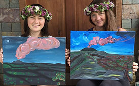 Aliana and Kat Ho_Canvas to Culture_Pink