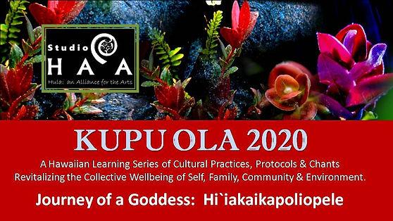 Kupu Ola 2020_1_Journey with the Goddess