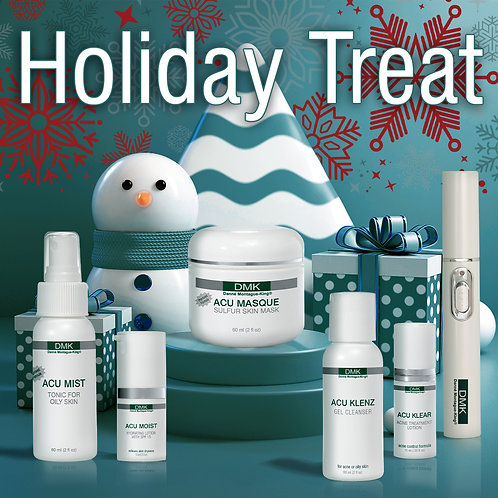 Holiday Treat: Acne
