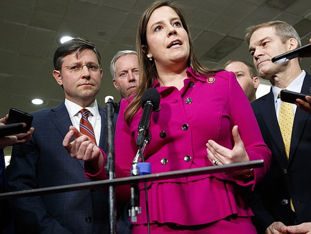 How A Record Number Of Republican Women Got Elected To Congress