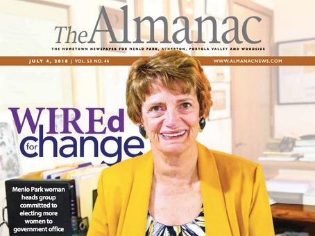 WIREd for change - Menlo Park Almanac