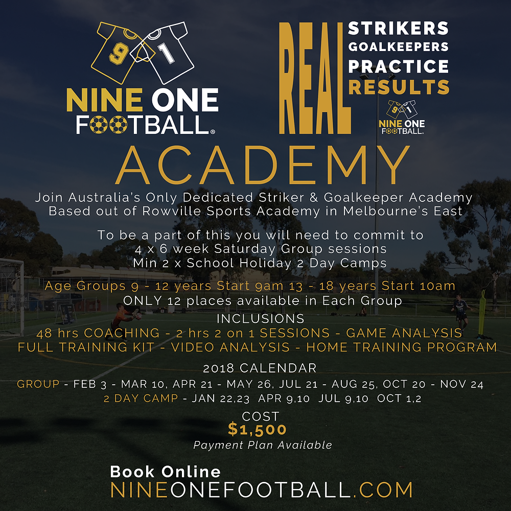 Nine One Football Academy