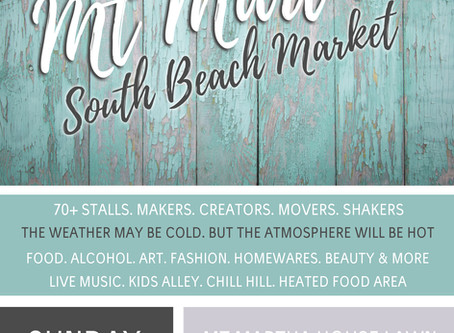 Mt Martha Set to Sizzle with Winter Market