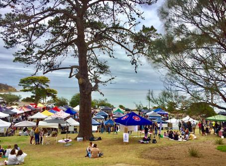 Easter Monday Mt Martha South Beach Market Huge Success