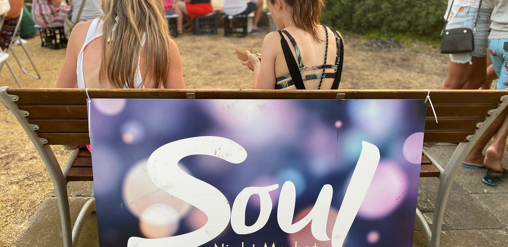 Soul Night Market Brighton