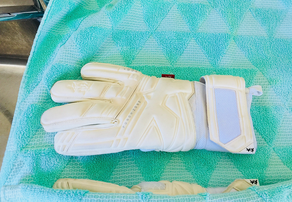 KA Goalkeeping Glove Care