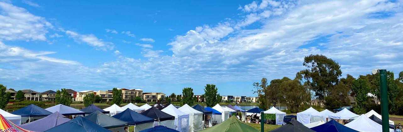 Lakeside Market Lake View