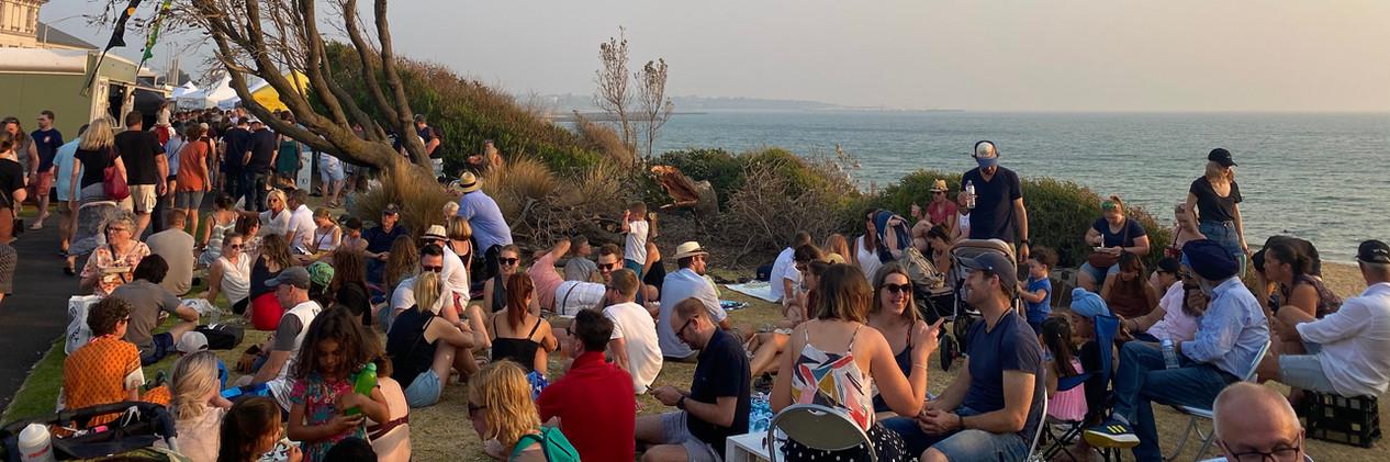 Green Point Reserve Brighton