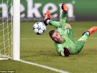 Why David De Gea is now the Best Goalkeeper in the World !