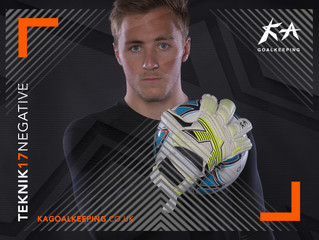 KA Goalkeeping Gloves to be imported by Nine One Football