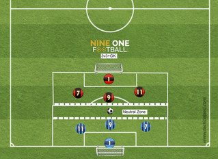 A Training Ground Game becomes new Small Sided Football Tournament! Introducing Nine One Football&#3