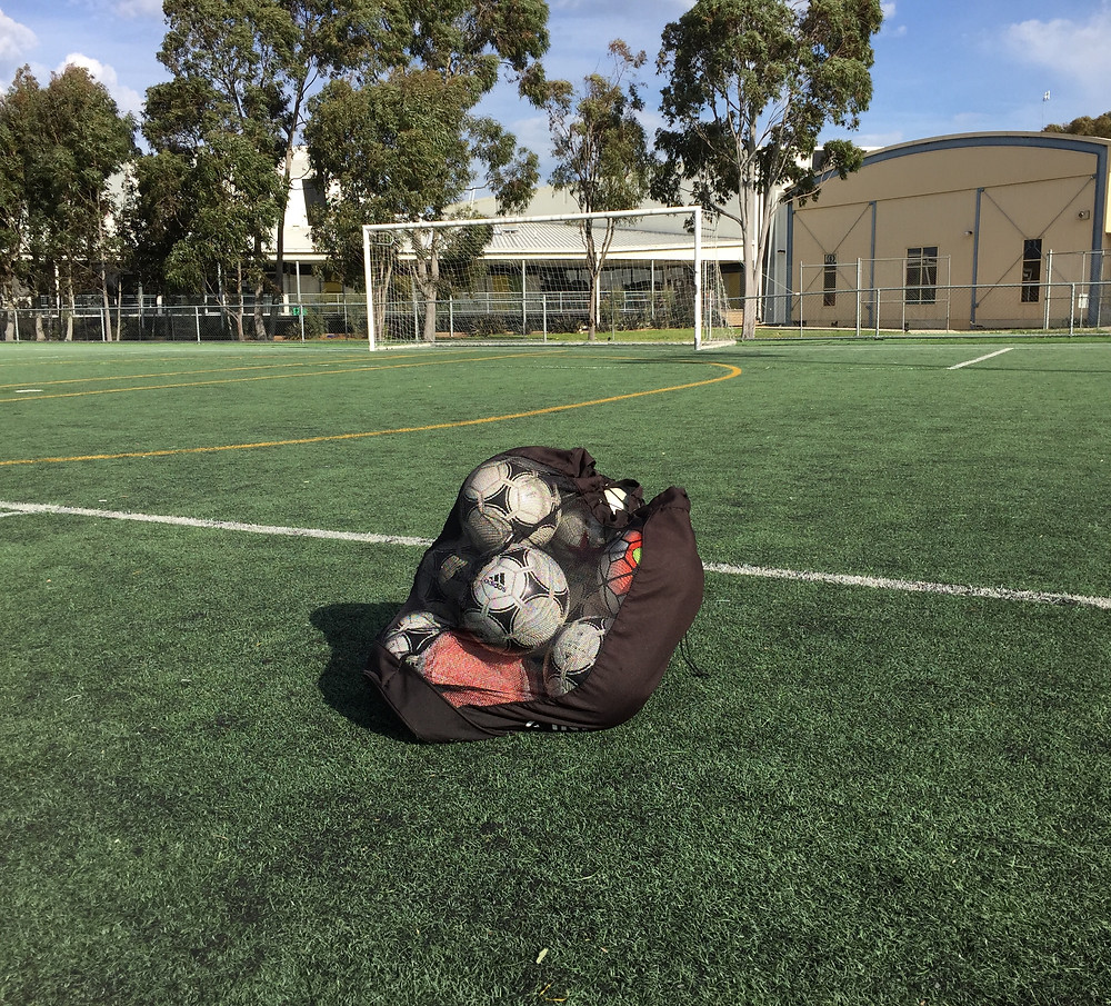 Nine One Football Private Soccer Training Melbourne