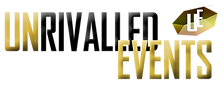 Unrivalled Events Website Logo